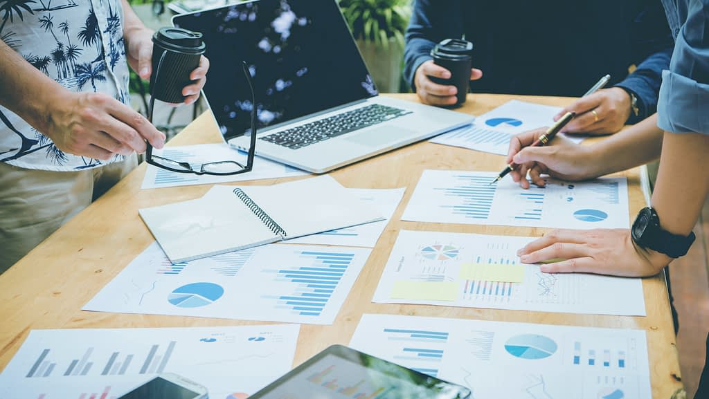 Digital Marketing - Interactive Strategy Image