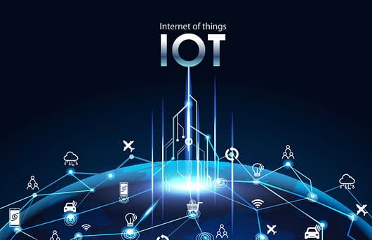 Internet Of Things Banner Image